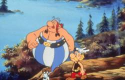 Asterix dobývá Ameriku HD (movie)